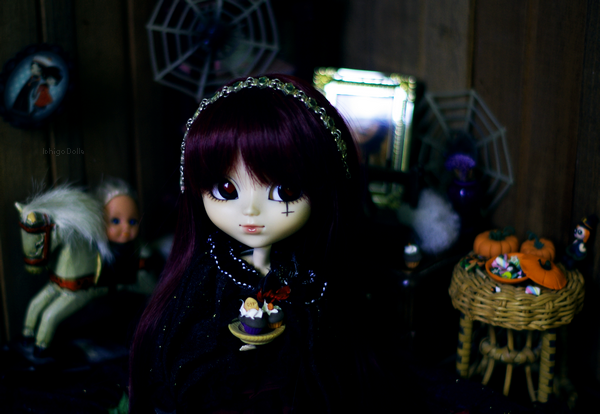 "Article collaboration #3 IchigoDolls ""Trick or treat"""