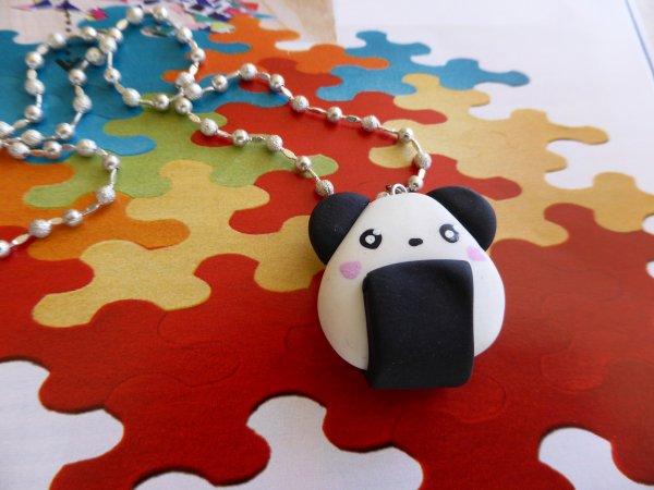 Collier Maki Panda