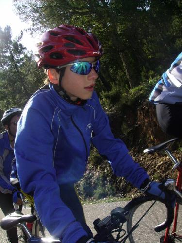 Le vélo en action