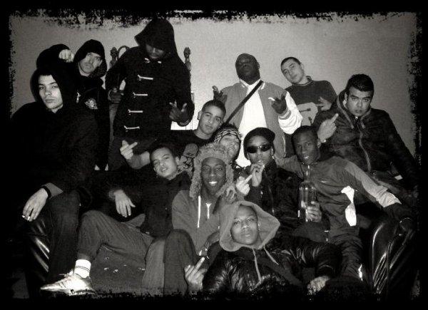 TEXT2TESS / Trafikant 2 la rue Feat. C.S.B. (2011)