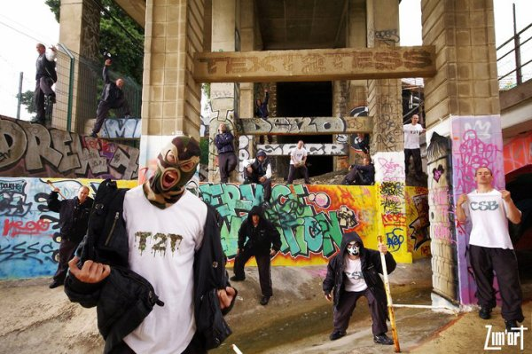TEXT2TESS / Pur Race Feat. Yvan Ruiz (2011)