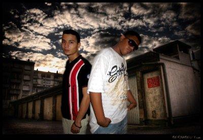 awwéL ShOw'S / Groupe HM-Créw ( MedYou & Lil-Thug ) présenTer Le HM-Créw F'Blasse  (2010)