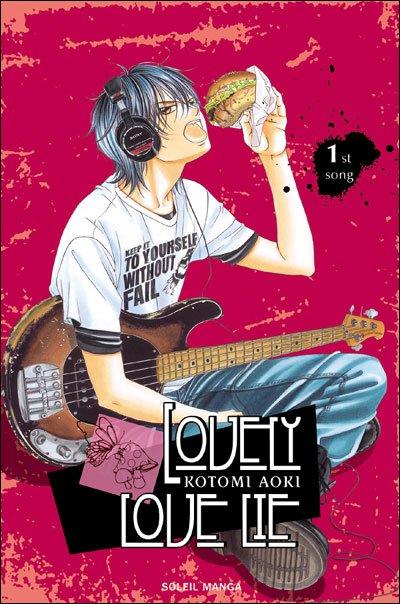Coup de coeur : Lovely Love Lie de Kotomi Aoki