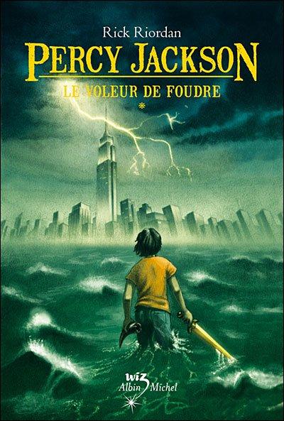 Percy Jackson : Tome 1, le voleur de foudre
