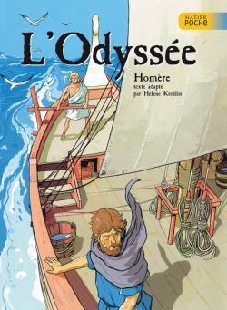 L'Odyssée d'Homère adapté par Hélène Kérillis
