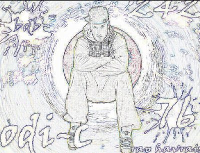 ARTISTE : ODI-C
