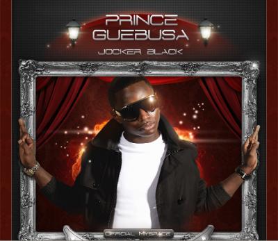 PRINCE-GUEBUSA BIOGRAPHIE