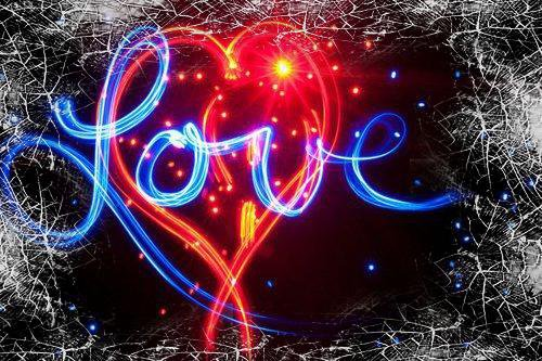 Je t'aime tant mon amour...........