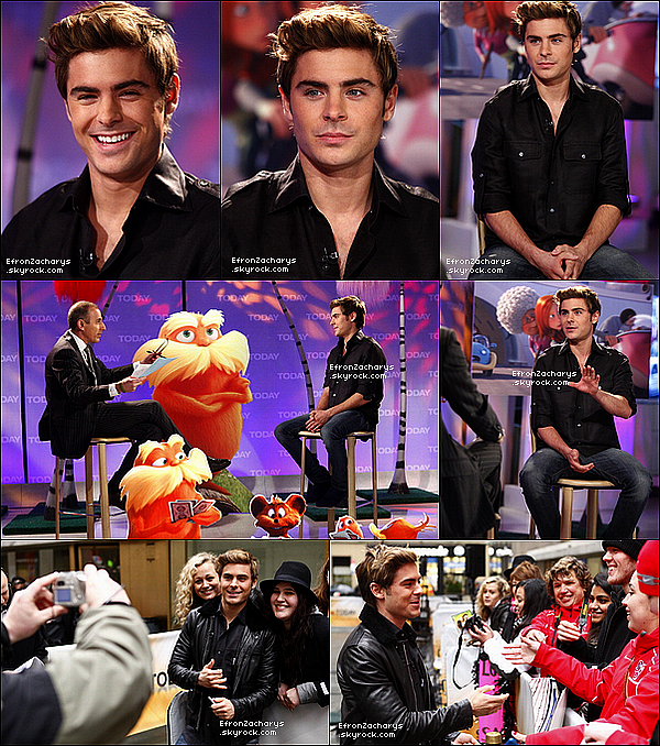 _ Promotion TV : 01 mars 2012.