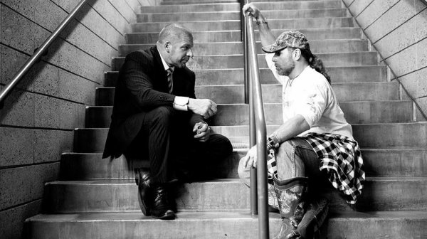 DX, Shawn Michaels (HBK), Triple H
