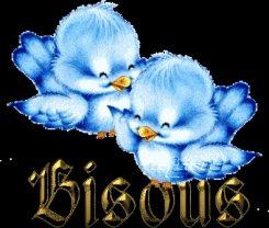 bisous a tous mes ami(e)s