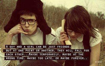 Wenn aus Freundschaft Liebe ♥  wird ...