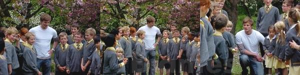 Bradley at School !