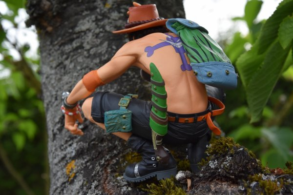 Figurine King Of Arist de Ace