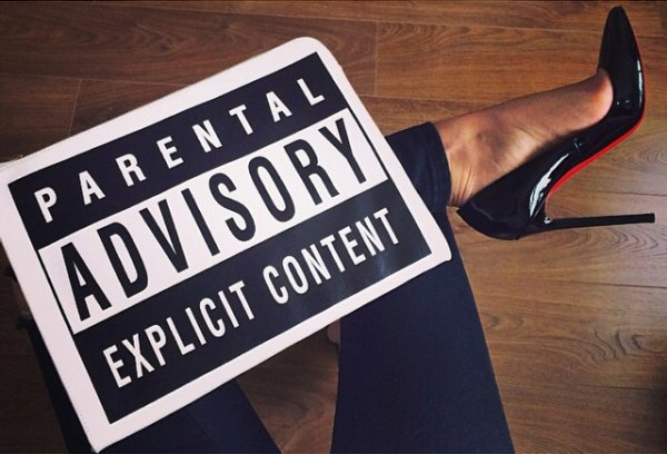 Parental advisory - explicit content