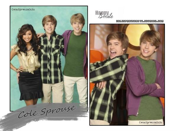 """*New photos de """"La Vie de Croisière de Zack et Cody"""". *"""