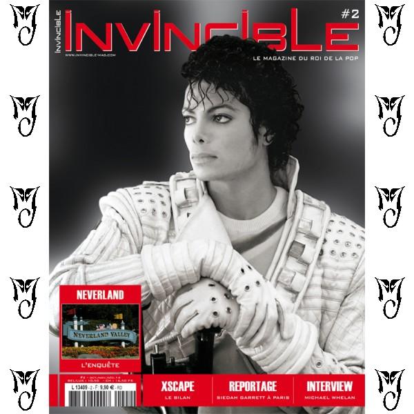 """Les Couvertures Du Magazine """"Invincible"""" (2ème partie)"""