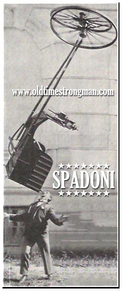 S  comme  Spadoni.....