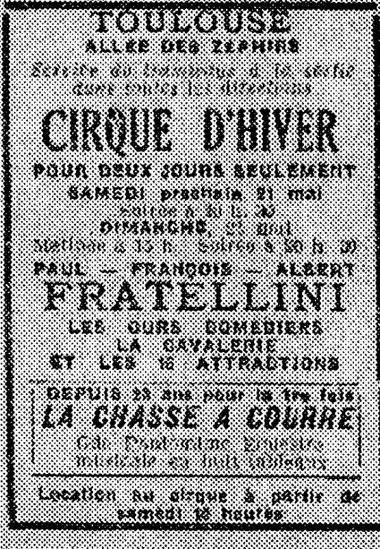 """L'été  de  la """"  Mémoire  des  Rancy  """":  """"  C  comme  Chasse  à  Courre...."""""""