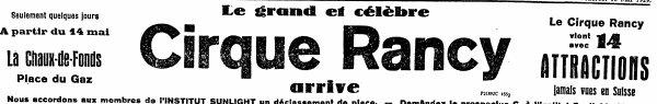 """""""  P  comme  Pub  1929...."""""""