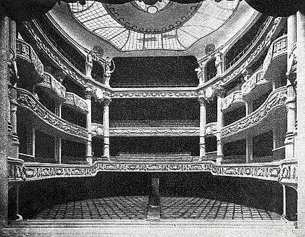 """16  juillet  2019:  """"  T  comme  Théâtre  du  Capitole....""""  ou  """"  Le  cirque  aussi...."""""""