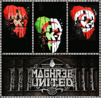 MAROC / ALGERiE /TUNiSiE = MAGREB UNITED cousiin