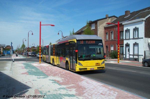 Van Hool New AG 300 n° 5775