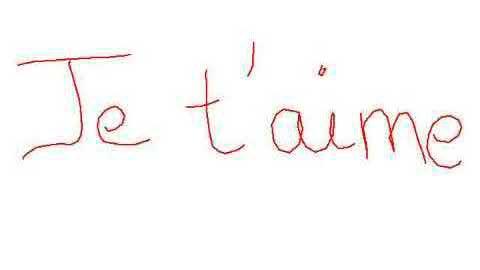 L'Amour !  ♥