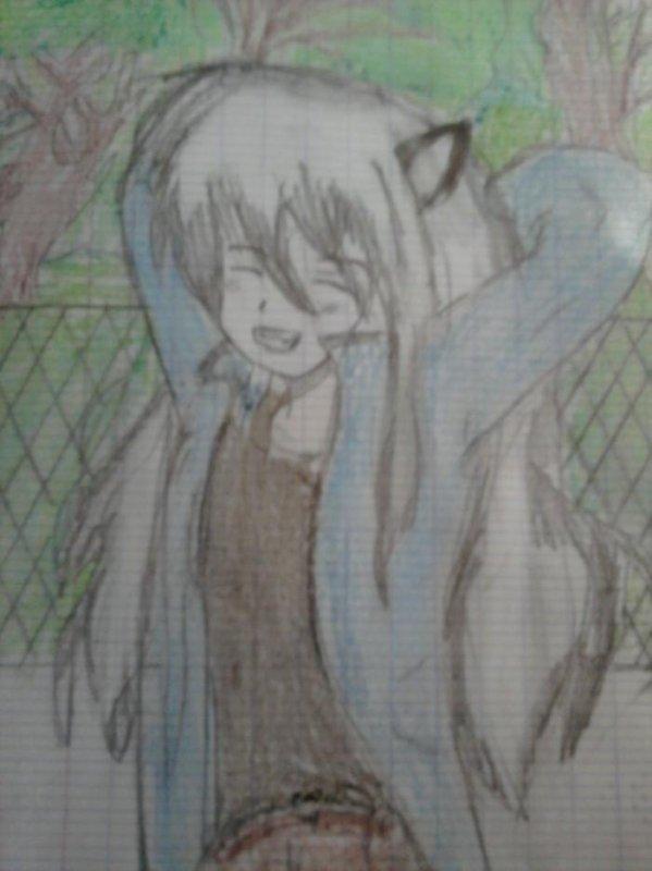 inuyasha dessin