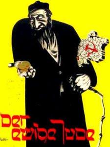 """Sujet n°1 : Affiche antisémite """"Le juif éternel """" ; Machine Gun de Jimi Hendrix"""