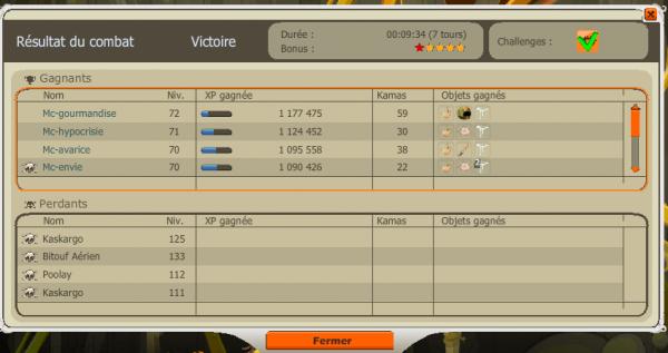 Up 70 général