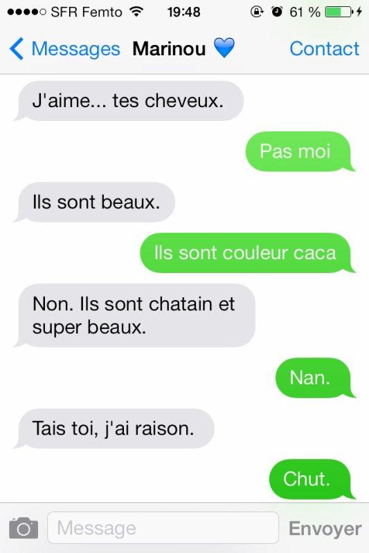 Nos conversations ;p