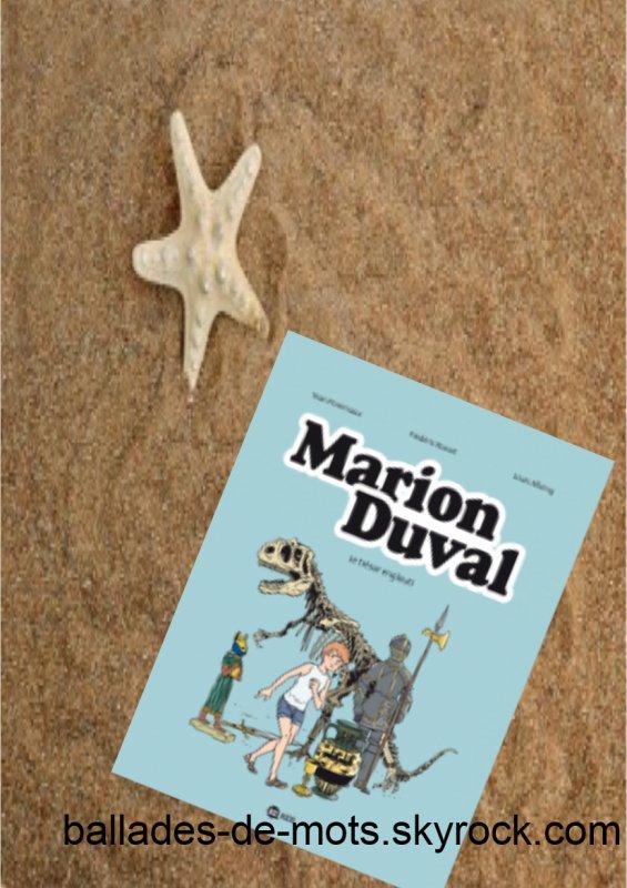 Marion Duval - Le trésor englouti