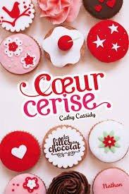 Filles au chocolat (Les) - Coeur cerise