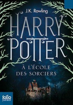 Harry Potter - tome 1 - A l'école des sorciers