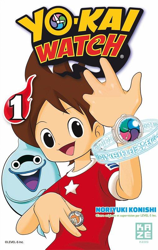 Yo-Kai Watch (tome 1)