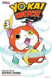 Yo-Kai Watch (tome 3)