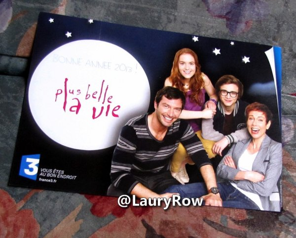 ~ FRANCE 3 :: PLUS BELLE LA VIE. ~