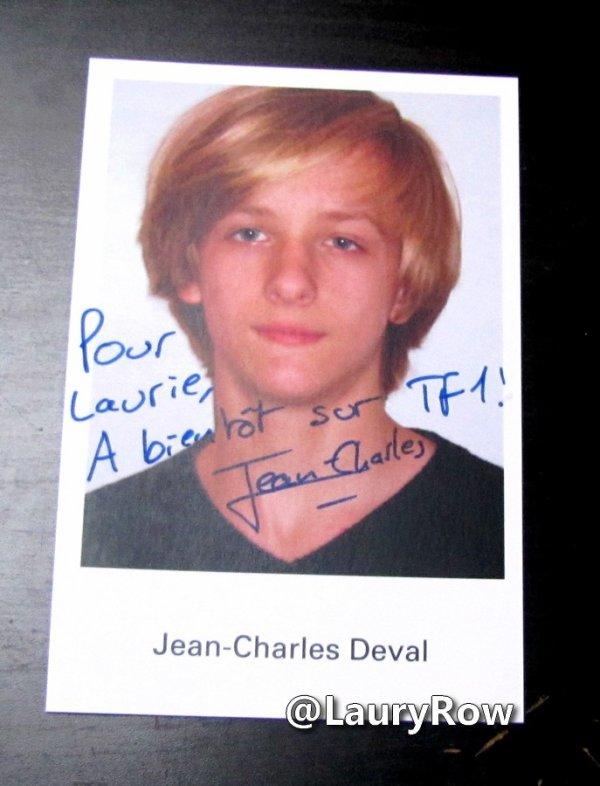 ~ JEAN-CHARLES DEVAL ~