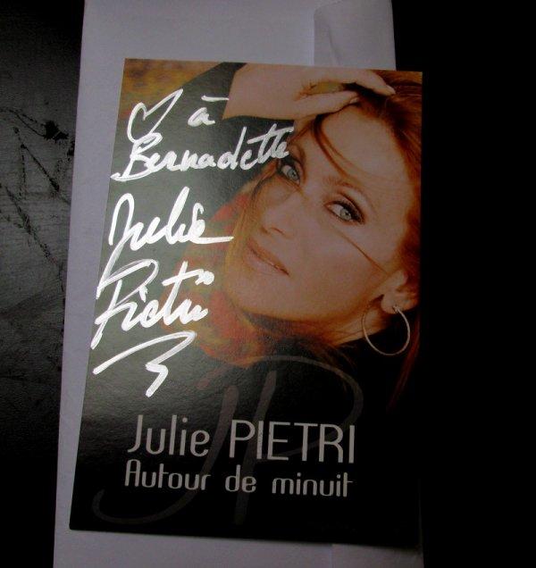 ~ JULIE PIETRI. ~