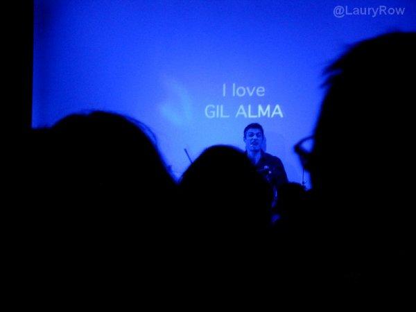 ~ GIL ALMA. ~ (3e fois)*