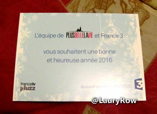 ~ FRANCE 3 PBLV 2016. ~