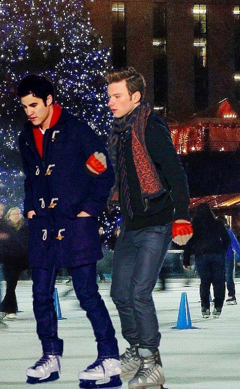 ♥ Spoilers Episode de Noël :)