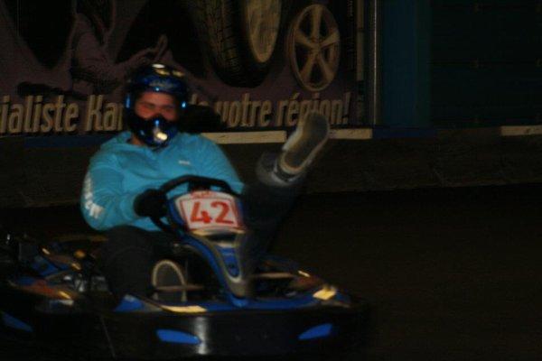 Karting à St-Vith