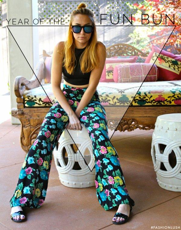 Photos de brandi pour son blog mode Style Native