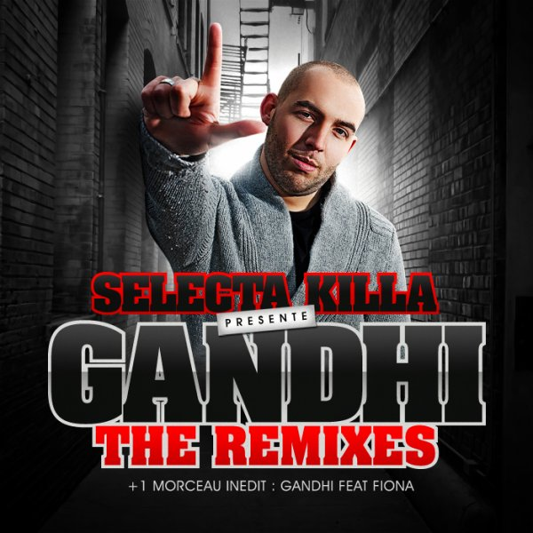 SELECTA KILLA - GANDHI - THE REMIXES