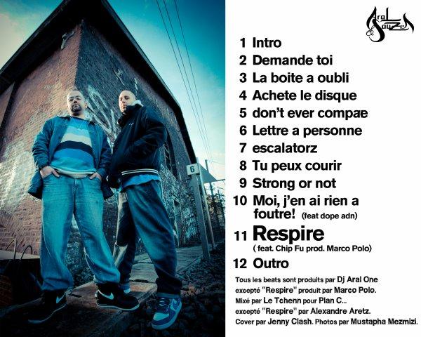 Aral & Sauzé  EP