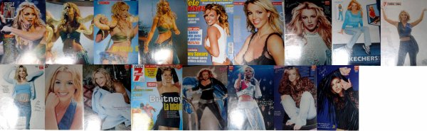 Collection Britney Spears  -- Page A4