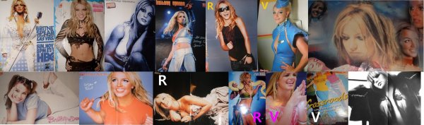 Britney Spears...  Posters 2 pages