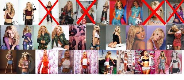 Britney Spears : Mes Recherches